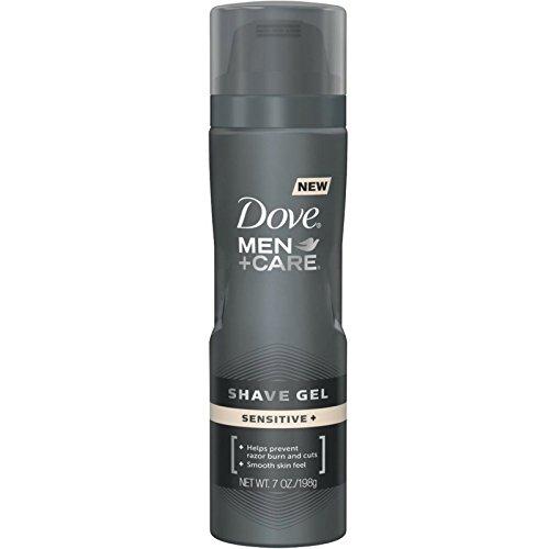 Dove Men + Care Shave Gel Sensitive 7 oz (Pack of 12)