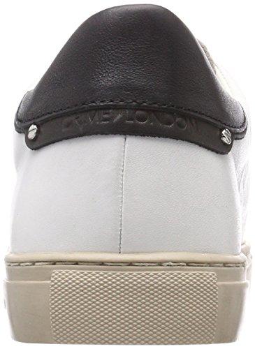 CRIME London Herren 11201ks1 Sneaker Weiß (Weiß)