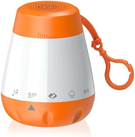 LBell Baby Sleep Soother for Sleeping, Baby Sleep Soother with Shush-Voice Sensor