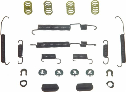 Wagner H17225 Drum Brake Hardware Kit, Rear