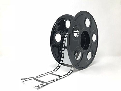 Movie Reel Black