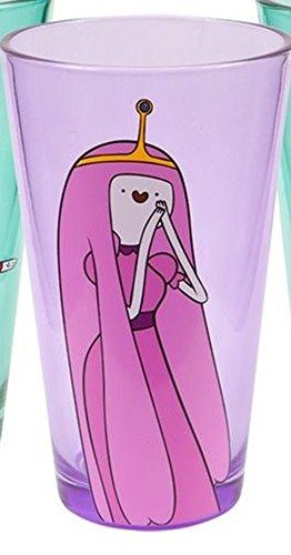 - Adventure Time Princess Bubblegum Pint Glass