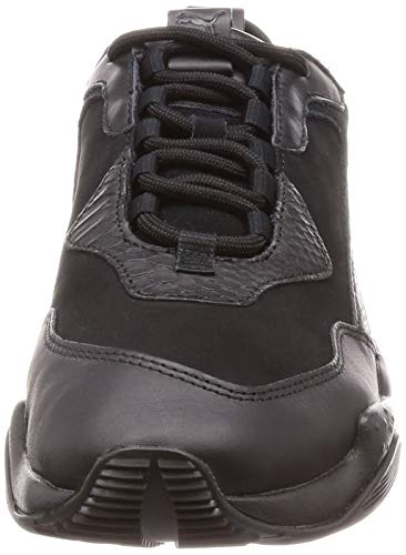 Thunder 11 Desert gray White Sneaker Puma Nero Violet Bright White f4w8dnBTq