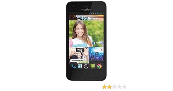 Wolder miSmart SMILE w1:) - Smartphone libre de 4 (IPS, Dual SIM ...