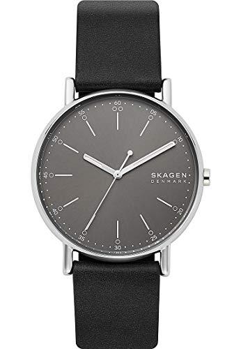 Skagen Signatur Quartz Grey Dial Men's Watch SKW6654