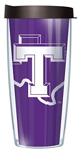 Tarleton State University Large Logo 22 Oz Traveler Tumbler Mug with - Track Alum