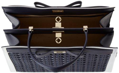 kate spade new york Mayfair Drive Perforated Tullie Top Handle Bag