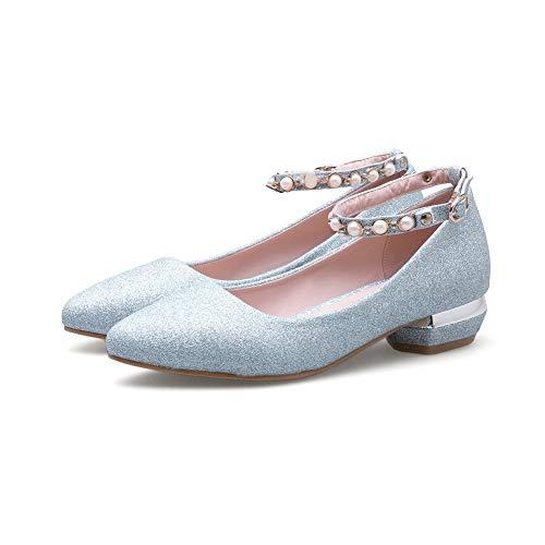Zeppa Sandali Blue Dgu00587 Con An Donna vZnq18c7