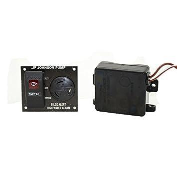 Johnson Pump Bilge Alert 72303 High Water Alarm