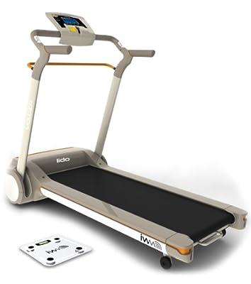 Yowza Fitness Lido Treadmill with IWM
