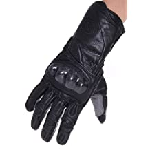 Seibertron SP2 SP-2 Men's Leather On-Road Motorcycle Gloves Genuine Leather Motocross Motobike Motorcycle Racing sports gloves