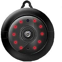 Camera Mini Espia Wifi Com Visão Noturna e Alerta Sensor Movimento
