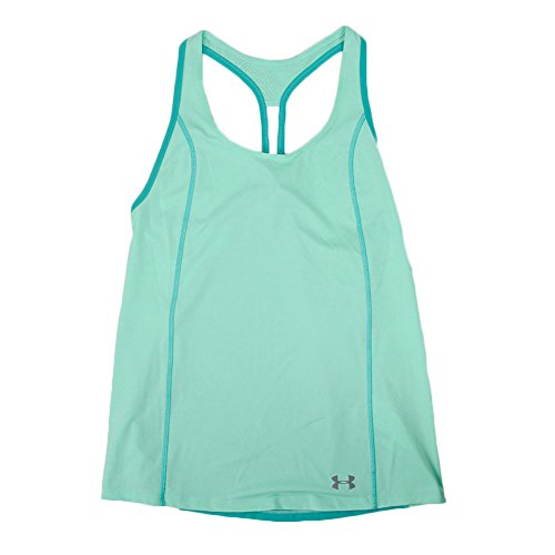 Price comparison product image Under Armour - Womens Coolswitch Trail Tank, Antifreeze, L