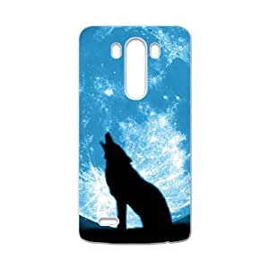 Moon and Blitzwolfer Phone Case for LG G3