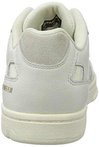Pernfors White Hummel Blanco Play Adulto Zapatillas Unisex Power 0dxqrwd