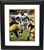 CJ Mosley signed Alabama Crimson Tide 8x10 Photo Custom Framed #32 (white jersey) - Autographed College Photos