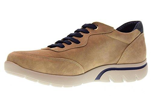 CALLAGHAN Scarpe Uomo Sneakers Basse 14002 Taupe Blu Eastbay Barato Real Precio Barato Fiable Descuentos De Venta Baratos JqQzQ8