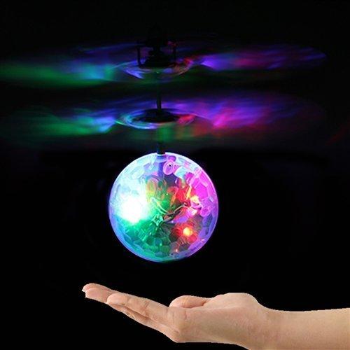 [해외] 신감각 플라잉 볼 손바닥의 위에 상승 콘트롤 FlyingBall 리모콘부