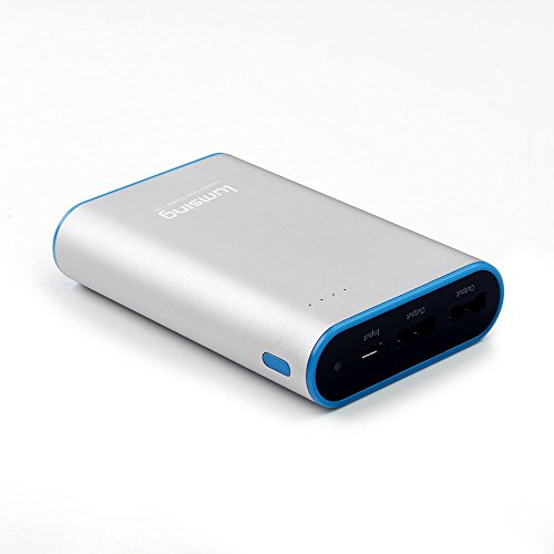 Lumsing 10050mAh Portable Charger External Battery Power Bank for iPhone SmartPhones Tablets...