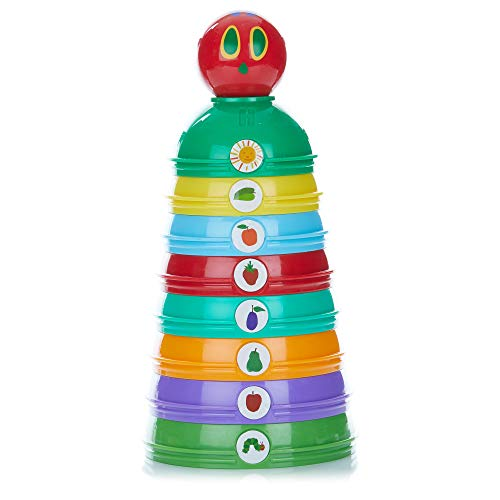 World of Eric Carle, The Very Hungry Caterpillar Stacking