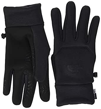 The North Face mens Etip Hardface Gloves NF0A2T7VPCT_S - Tnf Black Heather Print