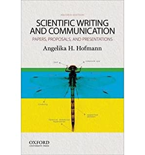 scientific writing and communication 3rd edition pdf