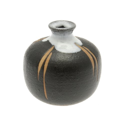 Dress Vase - Kotobuki Japanese Mini Vase, Tribal Headdress
