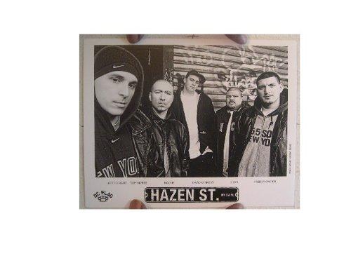 Hazen St. Press Kit Photo Street H2O Box Car Racer Angels And & Airwaves