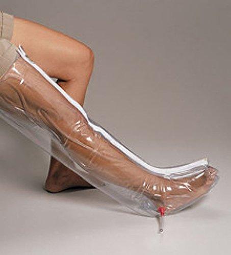 StarSun Inflatable- plastic full leg air splint- 32 in. -...