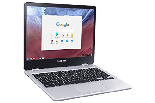 Samsung Chromebook Plus Convertible Touch Laptop (XE513C24-K01US) by Samsung