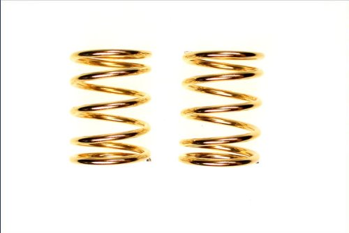 (Kyosho VZ0733516 Rear Spring 3.5-1.6/Gold/2)