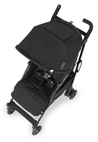 Maclaren Quest Stroller - lightweight, compact, safe