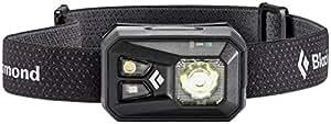 Black Diamond ReVolt Headband flashlight LED Black - Linterna (Headband flashlight, Black, IPX8, 3 lamp(s), LED, 300 lm)