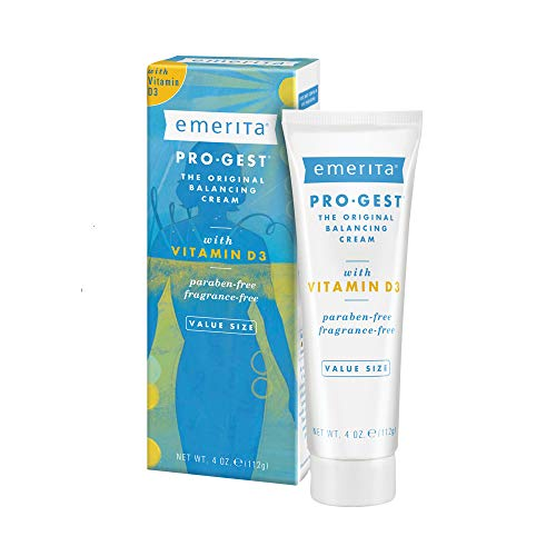 Emerita Pro-Gest Balancing Cream with Vitamin D3, 4 -