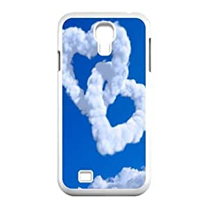 Samsung Galaxy S4 I9500 Cases Cell phone Case Beach heart Lgtxl Plastic Durable Cover