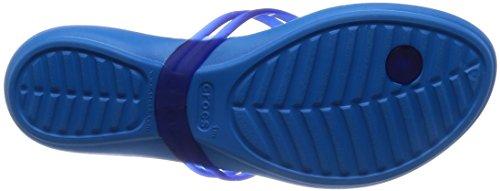Isabella Femme Tongs Blue Crocs Tongs Femme Isabella Crocs 4q6wg