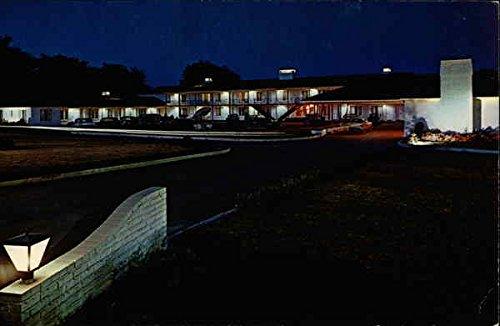 - White Haven Motor Lodge Overland Park, Kansas Original Vintage Postcard