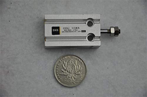 Fevas SNS CDU105 Thread M5 with Magnet Free Mount CDU Series Pneumatic Air Cylinder Instead of Multi Mount SMC Type CU1010