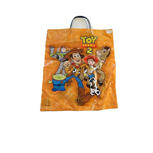 Disney Pixar Toy Story 2 Buzz Woody Jessie Bullseye Halloween Plastic Treat Bag 13