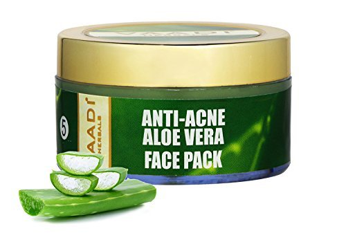 Aloe Vera Face Mask For Oily Skin - 9