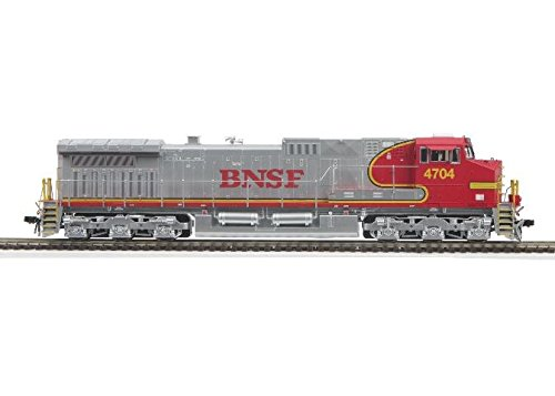 MTH MTH8022871 HO Dash-9 w/PS3, BNSF #4704
