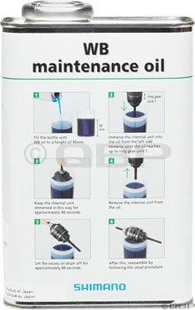 UPC 689228109179, Shimano Internal Gear Hub Maintenance Oil (1 Liter)