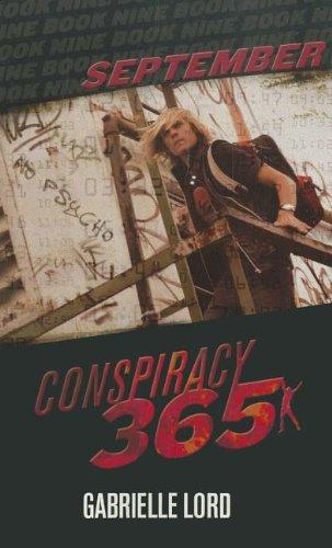 Download September (Conspiracy 365) pdf epub