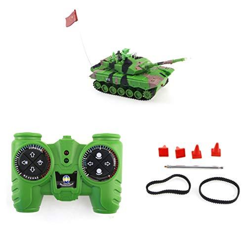 陸軍玩具車ダイキャストモデル車ミニ軍事戦車玩具(カラー:イエロー/グリーンミックス)