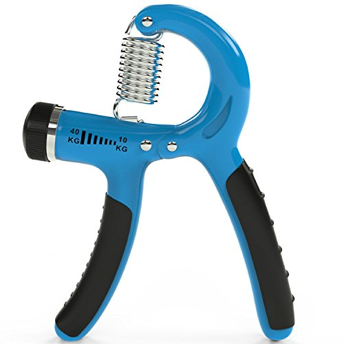 SportMonster Adjustable Hand Grip Strengthener