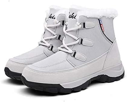 スノーブーツ 秋冬靴 マーティンブーツメンズ 厚底 歩きやすい 編み上げ ショートブーツ ハイキングシューズ ローヒール シンプル 軽量 裏起毛 疲れない 痛くない 防水 スキーブーツ デザート ワークブーツ