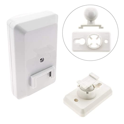 BeMatik - Detector volumétrico cableado para Alarma: Amazon ...
