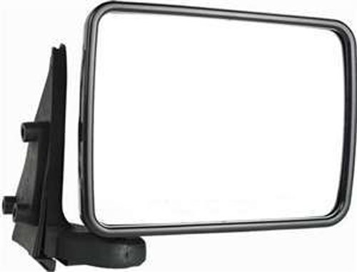OE Replacement Dodge Ram 50/Mitsubishi Pickup Passenger Side Mirror Outside Rear View (Partslink Number CH1321140)