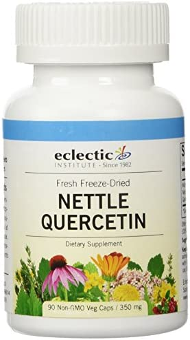 Eclectic Institute Nettle Quercetin 90 Non-GMO Veg Caps