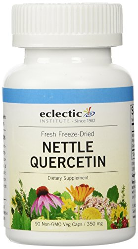 Eclectic Institution Nettles - Quercetin 90 Caps